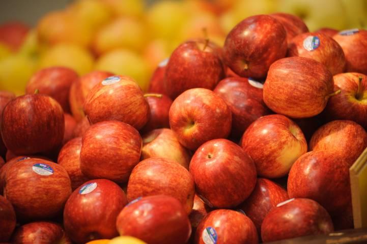 Партия яблок из Польши выявлена и уничтожена во Владивостоке