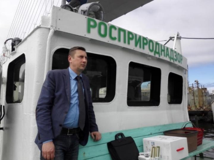 Управление Росприроднадзора по Приморскому края возглавил Иван Шабалин