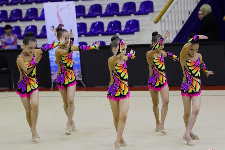 Международный турнир по художественной гимнастике стартовал во Владивостоке