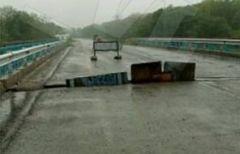 Еще один мост в Приморье на грани разрушения