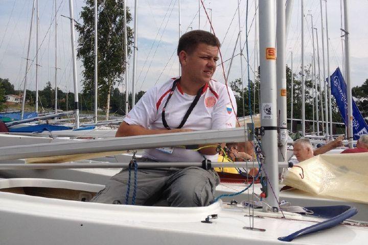 Приморец представит Россию на Чемпионате мира в паралимпийском классе яхт