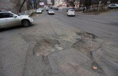 Главного дорожника Владивостока наказали за ямы и выбоины
