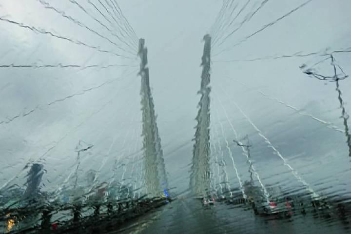Десятидневная норма осадков выпала во Владивостоке