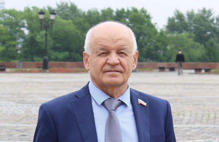 Черепков решил выдвигаться в Госдуму от партии пенсионеров