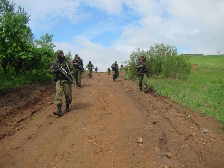 Приморские разведчики представят Восточный военный округ во Всеармейском конкурсе