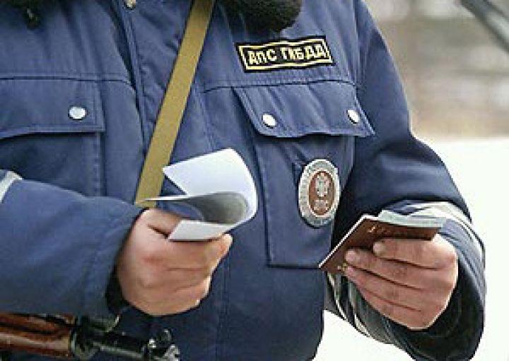 Инспектор ДПС требовал взятку в 5 000 руб. за нарушение на 500 руб.