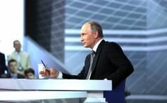 Путин ответил Порошенко русской поговоркой