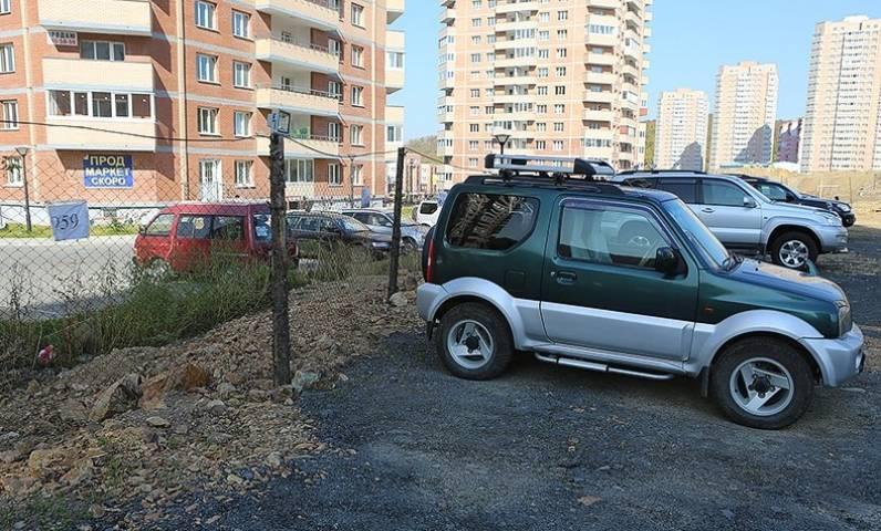 Еще шесть парковок Владивостока проверили на легальность