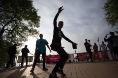 Во Владивостоке сразились уличные танцоры