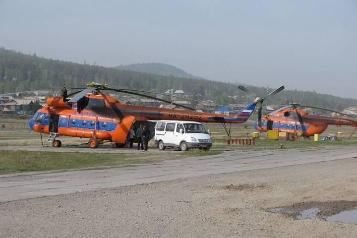 Прокуратура начала проверку по факту аварии с Ми-8 в Приморье