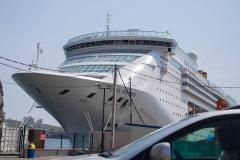 Круизный лайнер Costa NeoRomantica впервые прибудет во Владивосток
