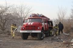 В Пожарском районе Приморья был потушен последний природный пожар