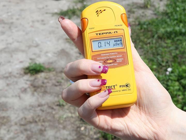Радиационный фон в Приморье соответствует обычным показателям