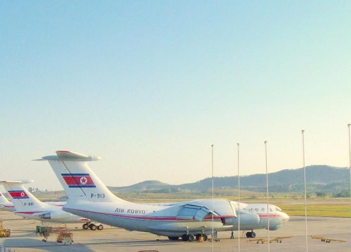 Рейс из Владивостока в Пхеньян задерживается на 4,5 часа