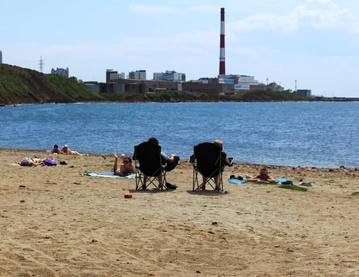 В середине июля в Приморье открывается купальный сезон