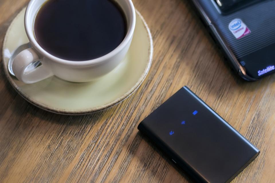 Тест-драйв: городской Wi-Fi против роутера Yota