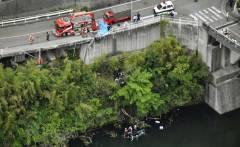 Пять человек погибли в аварии с автобусом в Японии