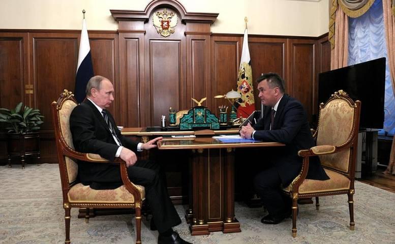 Миклушевский предложил Путину открыть в Приморье филиал академии русского балета