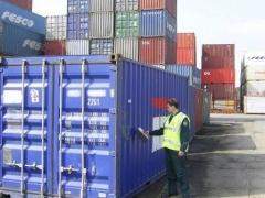 Приморец продал контейнер, принадлежащий коммерческому предприятию