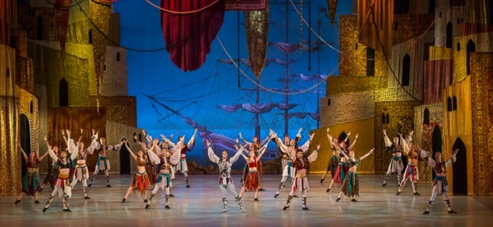 Жители Владивостока смогли увидеть репетицию балета «Корсар»