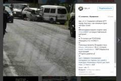Тяжелое ДТП произошло в Приморье: людей зажало в машине