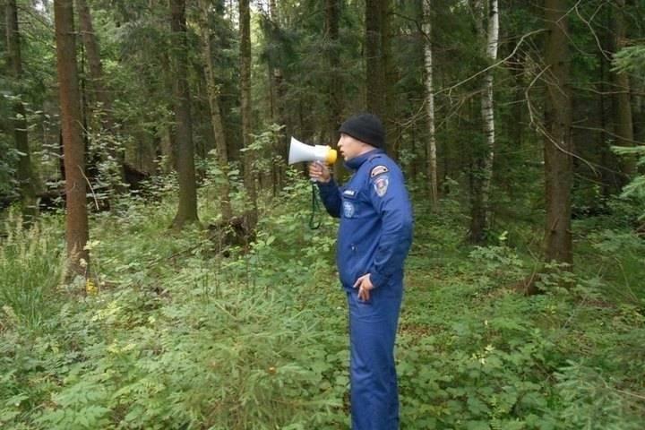 Грибник, пропавший в Приморье 24 мая, до сих пор не найден