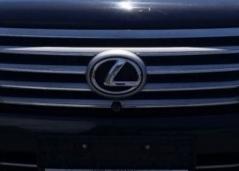 На постах ГИБДД во Владивостоке в течение дня останавливали Lexus'ы 570-й модели