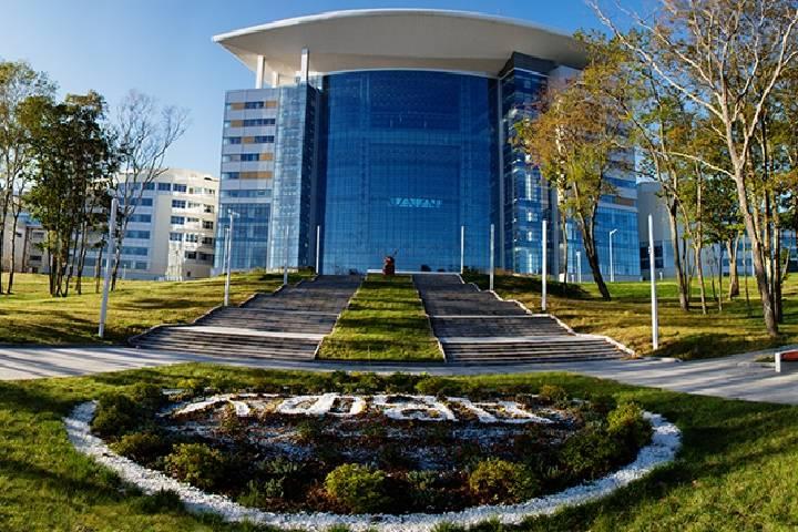 ДВФУ вошел в топ-20 национального рейтинга университетов