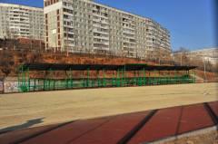 Торжественное открытие школьного стадиона сорвалось из-за обысков у Пушкарева