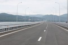 Четыре съезда с трассы Седанка – Патрокл построят до конца года