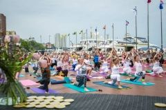 Во Владивостоке отметят Международный день йоги