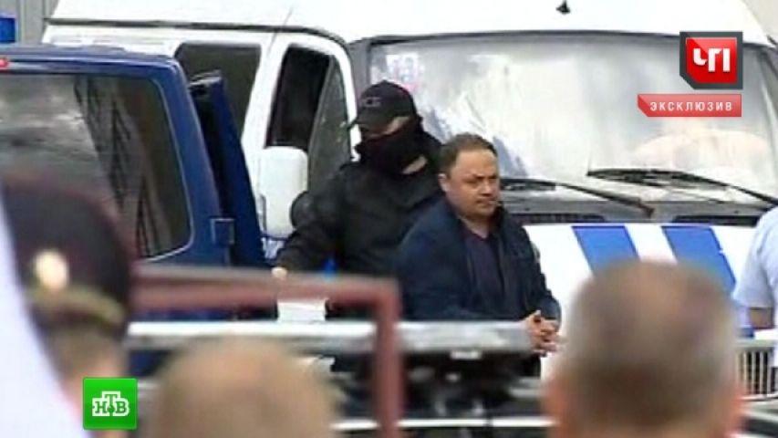 СМИ: Пушкарева в наручниках доставили в СК на допрос