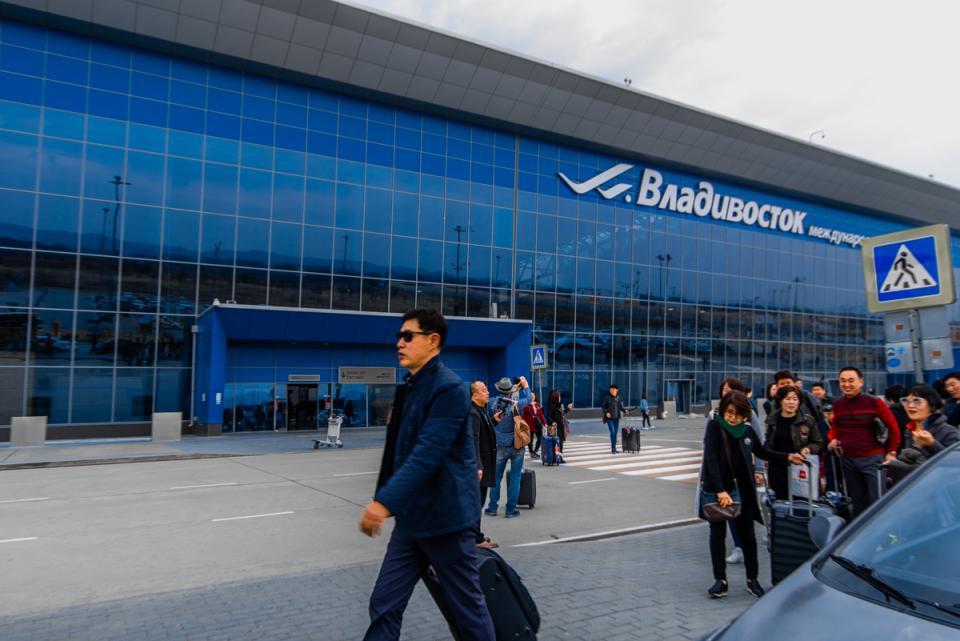 Туриста из Японии «гостеприимно» встретили во Владивостоке