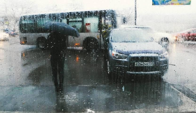 Резкое понижение температуры ждет Владивосток в субботу