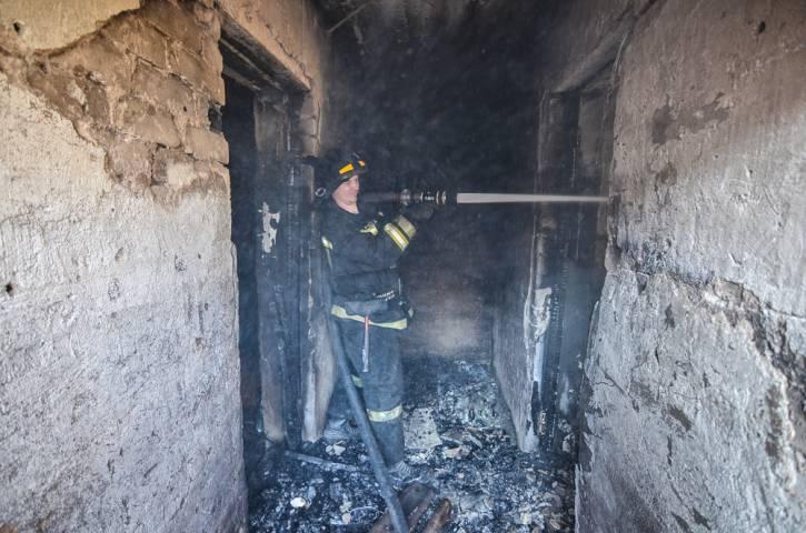 В Приморье горел Дом культуры