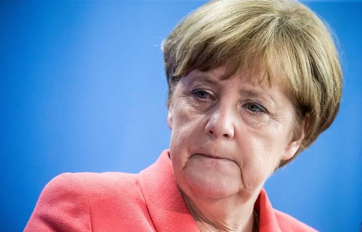 Меркель хочет создать экономическую зону до Владивостока
