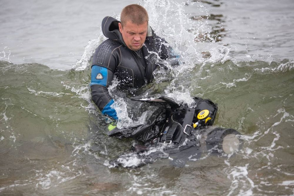 Дайверы Владивостока очистили бухту Федорова
