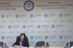 Состоялось первое заседание обновленного общественного совета при УФНС по Приморью