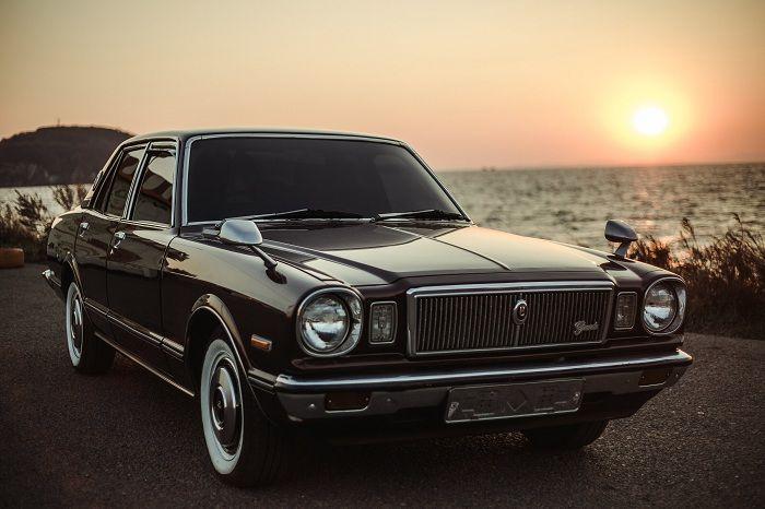 Четверть века и старше: десятка лучших подержанных машин, которые можно купить в Приморье