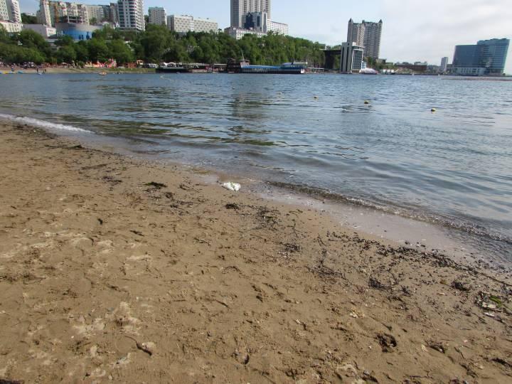 Обзор пляжей: Спортивная гавань – чумазое лицо города