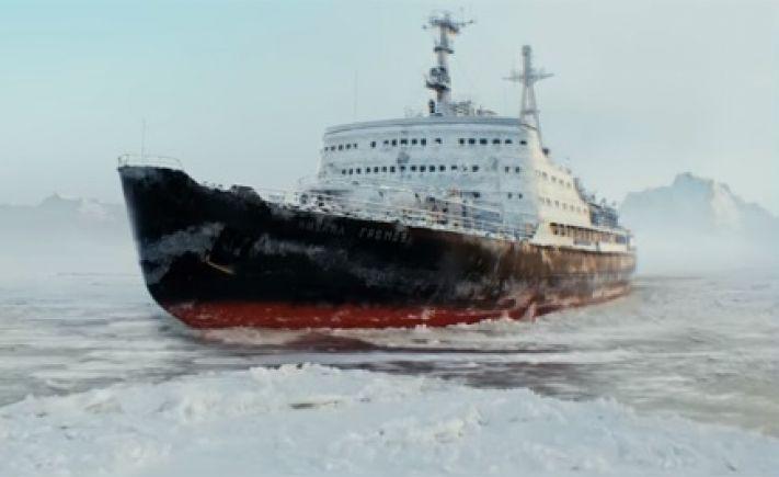 Трейлер фильма-катастрофы о ледоколе «Владивосток» появился на YouTube