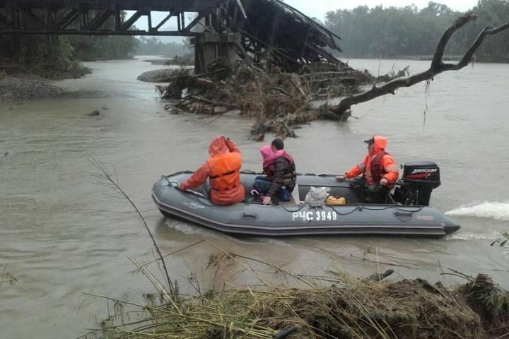 В Чугуевский район отправилась оперативная группа спасателей