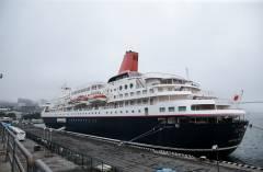 Круизное судно NipponMaru прибыло во Владивосток