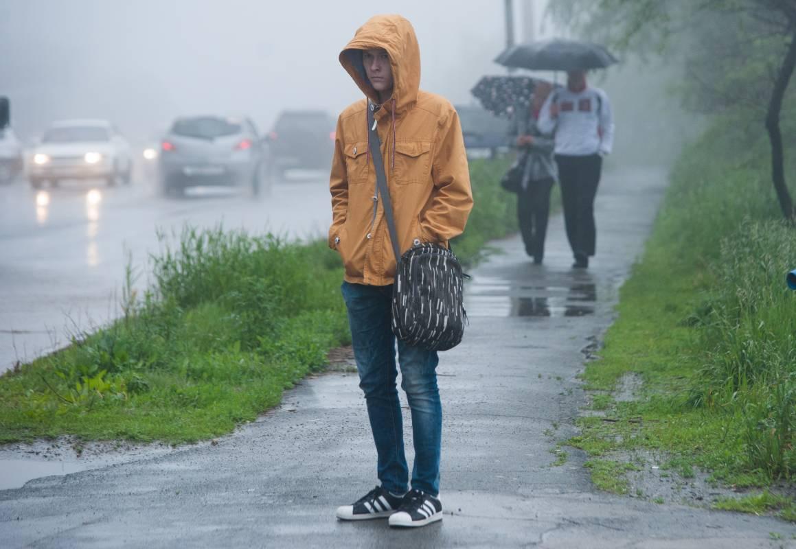Четверг в Приморье будет дождливым