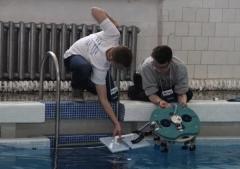 Ребята из Приморья примут участие в международных соревнованиях по подводной робототехнике