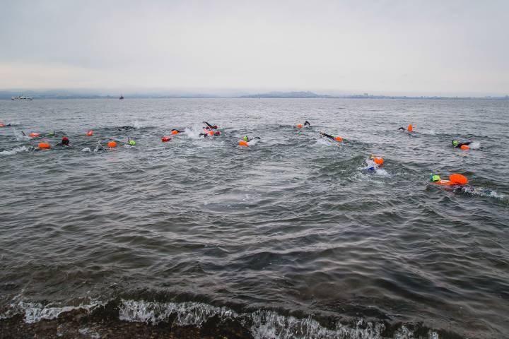 В эту субботу во Владивостоке состоится массовый заплыв вдоль мыса Басаргина