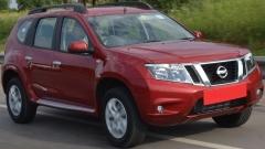 Около тысячи кроссоверов Nissan Terrano отзывают в России