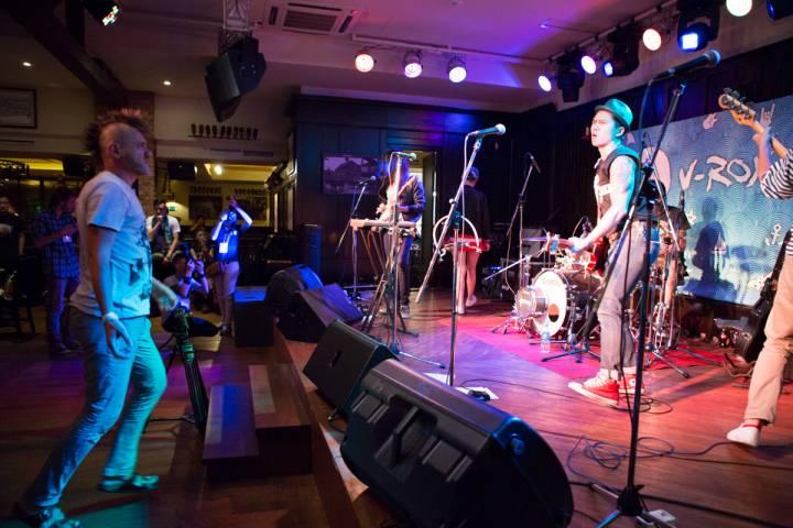 На V-ROX во Владивостоке выступит группа из Латвии