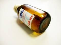 В магазине на Луговой обнаружена реализация непищевой спиртосодержащей продукции