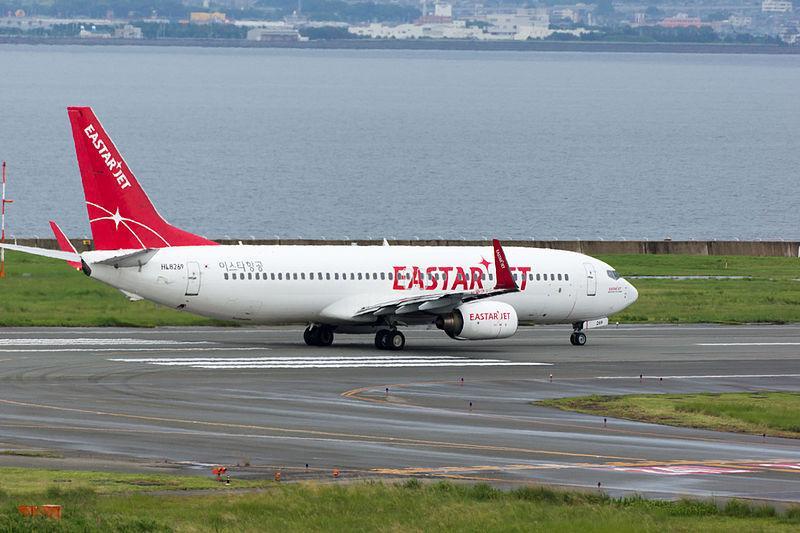 Очередная корейская авиакомпания открывает рейс во Владивосток